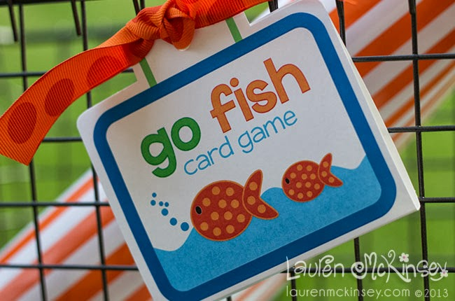 The carver crew free printable go fish card game from for Fish card game