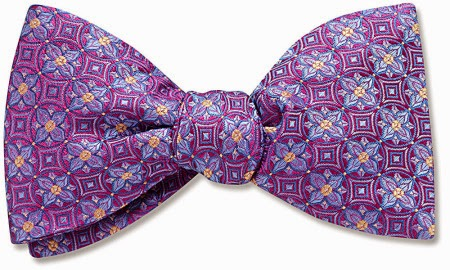 St. Basil's bow tie from Beau Ties Ltd.