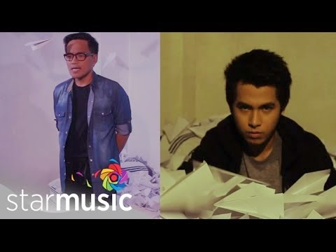 Ebe Dancel and Abra - Halik Sa Hangin music video