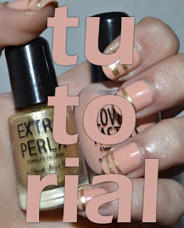 Tutorial Nail Art - Pink Love