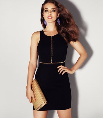 vestidos para noches de verano H&M
