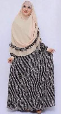 Busana muslim sifon wanita terpopuler image