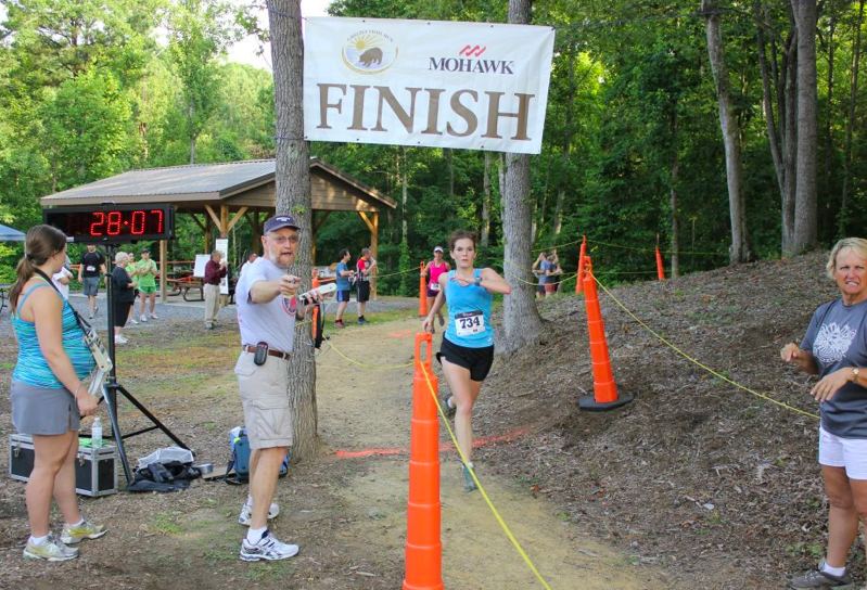 trail race 5k
