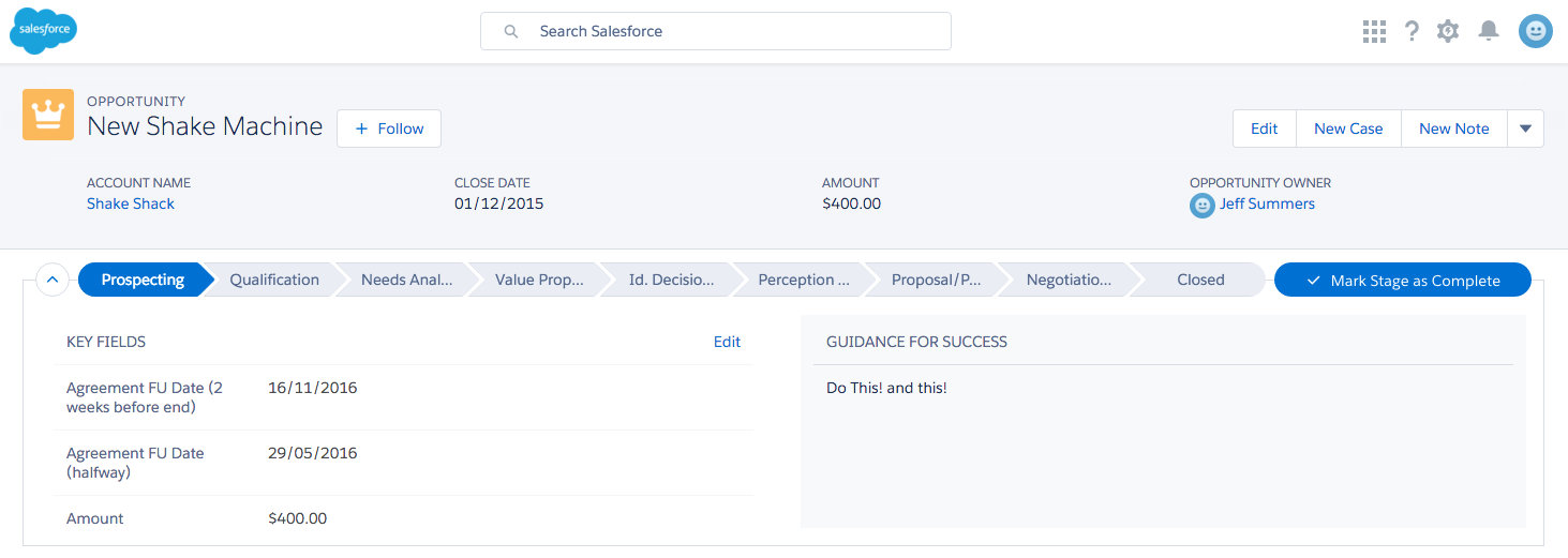 The SalesForce Guru: Sales Path....a useful selling tool