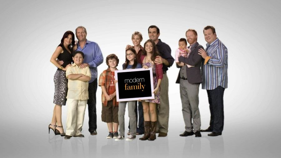 Modern Family 2009 Série 720p BDRip HDTV completo Torrent