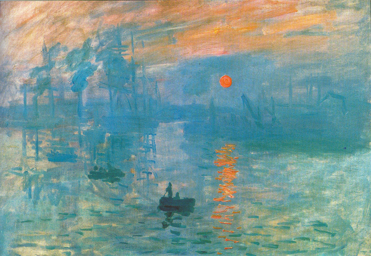 a history of painting during the impressionist era in france Historical and cultural context  a movement in painting that originated in france in the 1860's  - art critic albert wolff after the second impressionist.