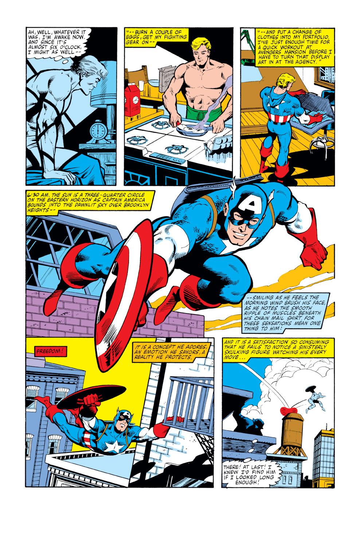 Captain America (1968) Issue #259 #174 - English 3