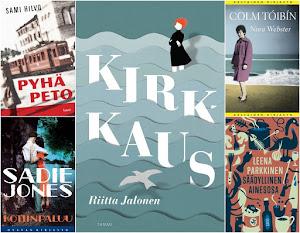 Vuoden 2016 parhaat kirjat Leena Lumissa
