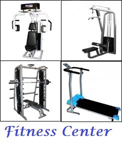 usaha pusat kebugaran fitness center