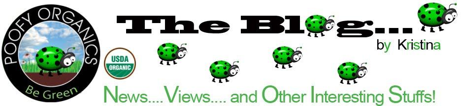 Poofy Organics Blog