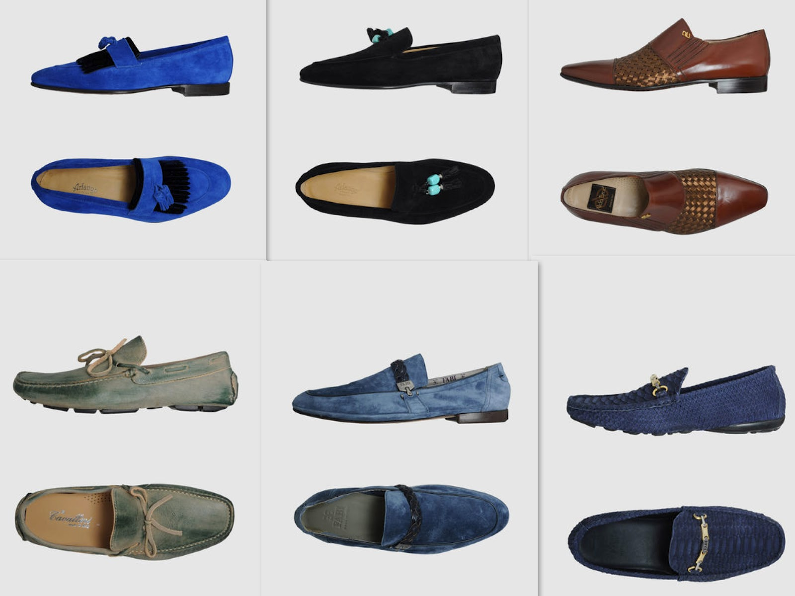 Susana rivera torres zapatos para hombre - Zapatos collage ...