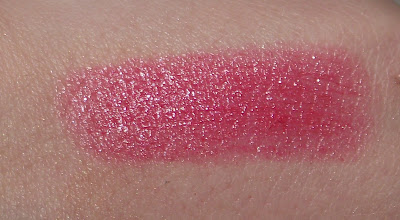 MUA Lipstick Review - Shade 12 Swatch