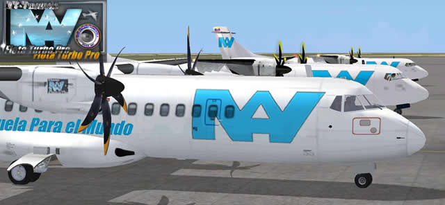 Los ATR72 NAV