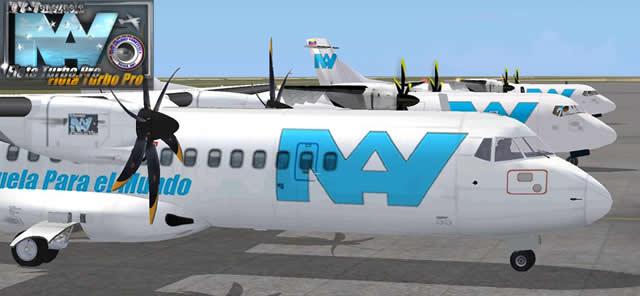 Los ATR72 NAV