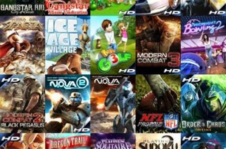 latest mobile games 2012 free