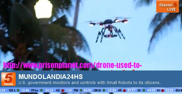EE.UU comienza a CONTROLAR a sus ciudadanos con SUS ROBOTS