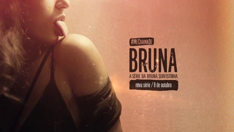 Me Chama de Bruna - 3ª Temporada 2018 Série 720p HD HDTV completo Torrent