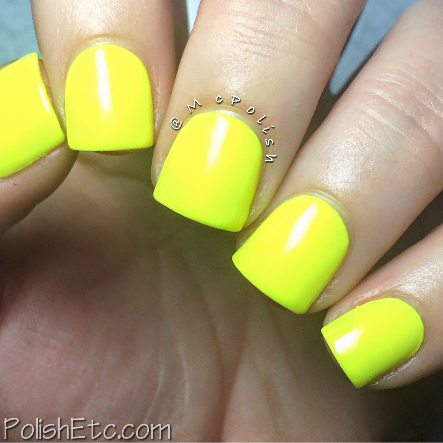 Pipe Dream Polish - A Night in Vegas Neons - Light of Day