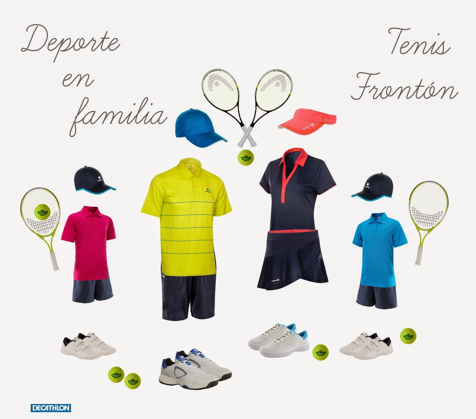 Tenis Decathlon