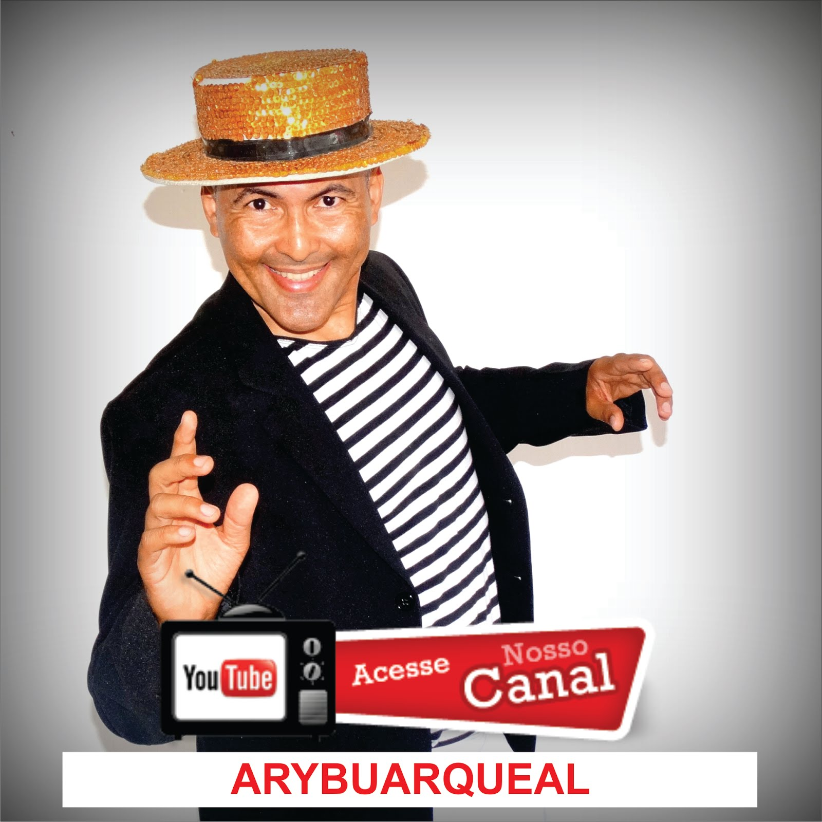 Acesse o canal ARYBUARQUEAL