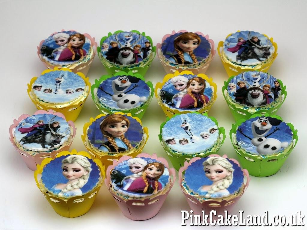 Frozen Cupcakes, Chelsea