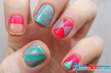models accessories nails art