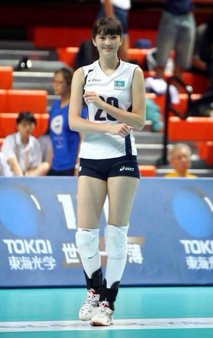 Kumpulan Foto Cantik Sabina Altynbekova Terbaru