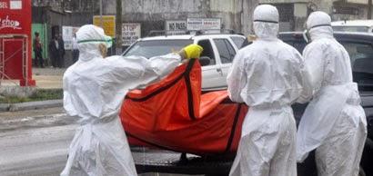 Ebola cases hit 10,000 mark