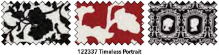 Stampin' Up! Timeless Portrait Fabric