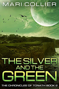 July 2018 Book Cover Contest Winner: The Silver and The Green