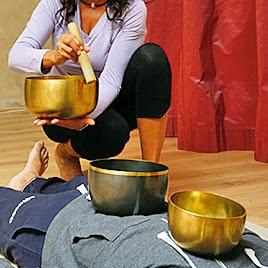 corso campane tibetane Roma, Monica Felici