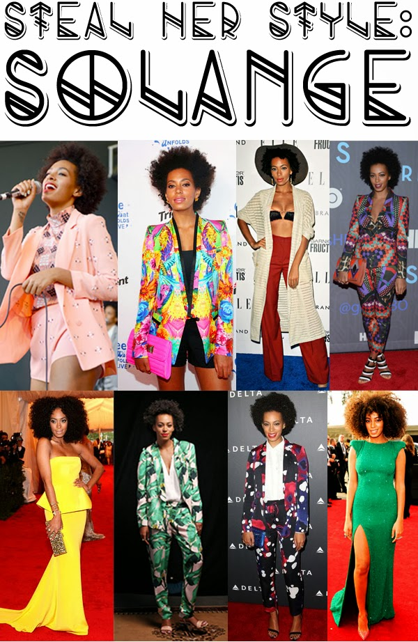 Steal Her Style Solange Knowles Fashion what she wore get the look