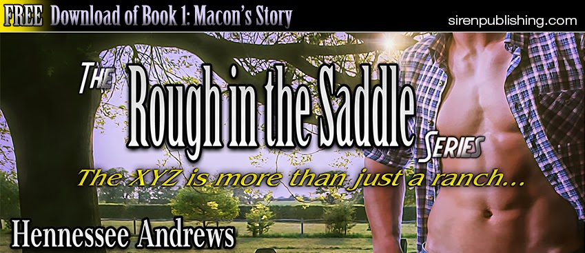 Rough in the Saddle Series