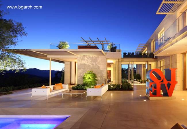 Arquitectura de casas casas modernas im genes seleccionadas for Productos para impermeabilizar terrazas transitables