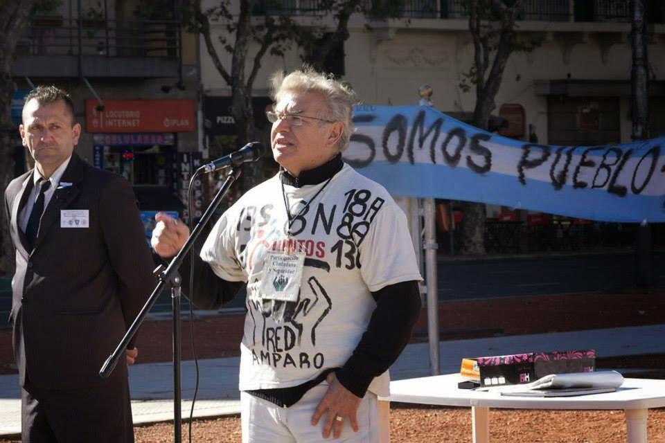 Discurso Frente al Congreso por las Víctimas de Inseguridad 7/Jun/2014
