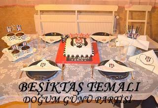 EMİN'İN 6. YAŞI.. SÜSLEMELER , FİKİRLER , PARTİ DETAYLARI..