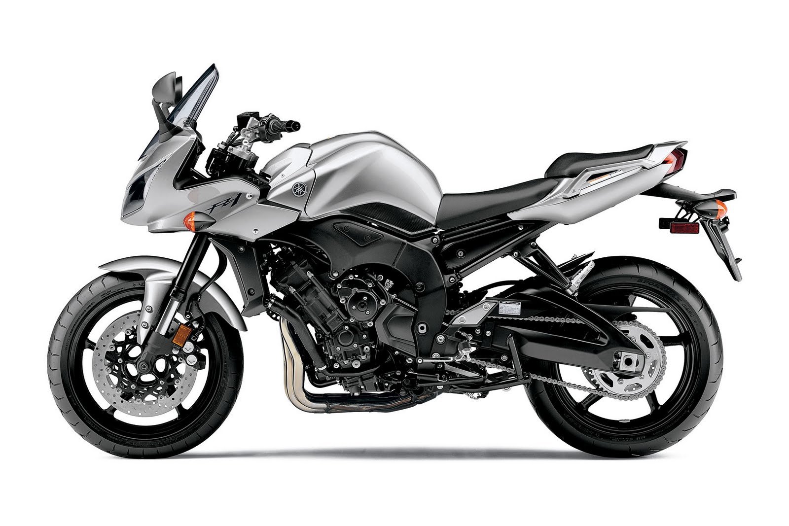 Yamaha fazer white blue images amp pictures becuo - Yamaha Fz1 Hd Wallpaper