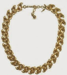 http://www.arabellabianco.co.uk/necklaces/vintage-gold-plated-ball-necklace-trifari.html