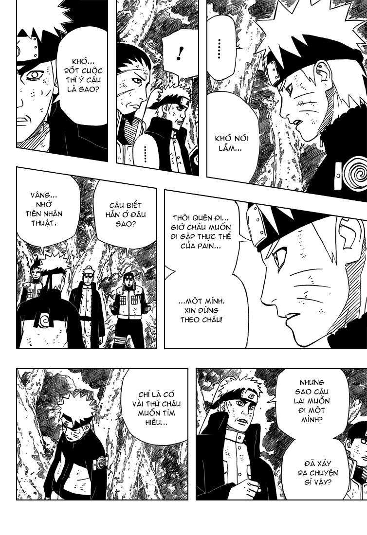 Naruto chap 443 Trang 12 - Mangak.info