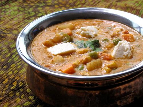 Punjabi recipes punjabi foods punjabi dishes punjabi menu navratan korma indian vegetarian recipe forumfinder Choice Image