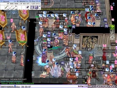 Ragnarok Online War of the Emperium