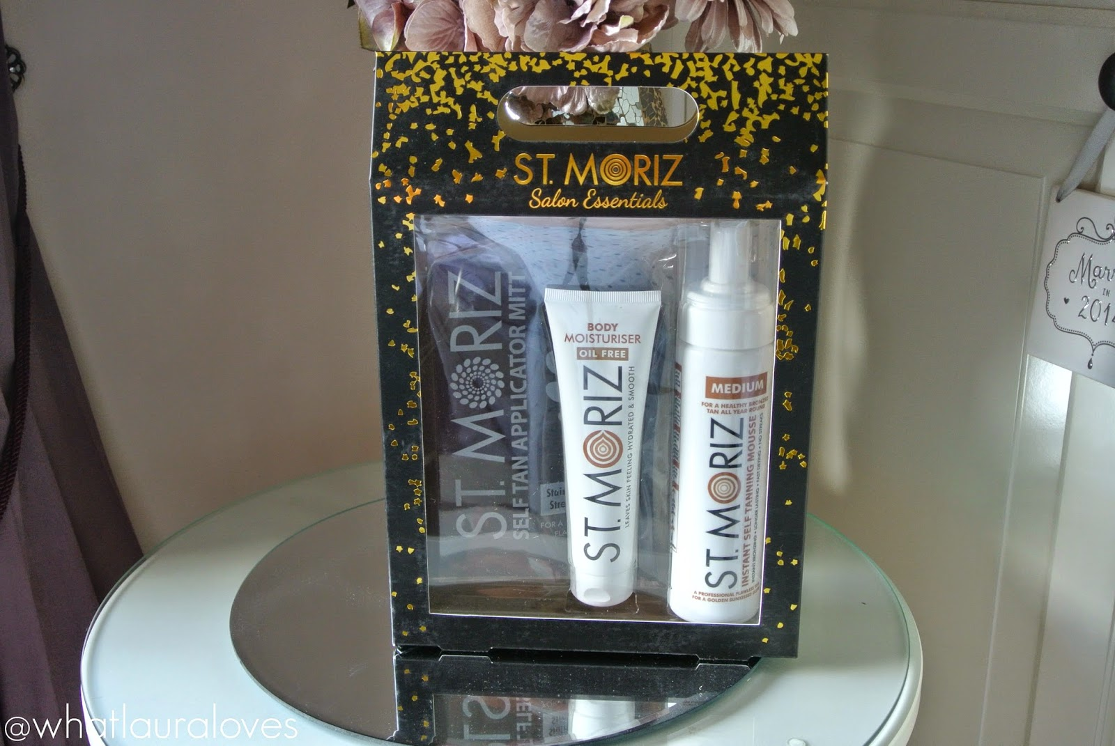 St Moriz Tanning Gift Set Last Minute Cheap Christmas Gift Present