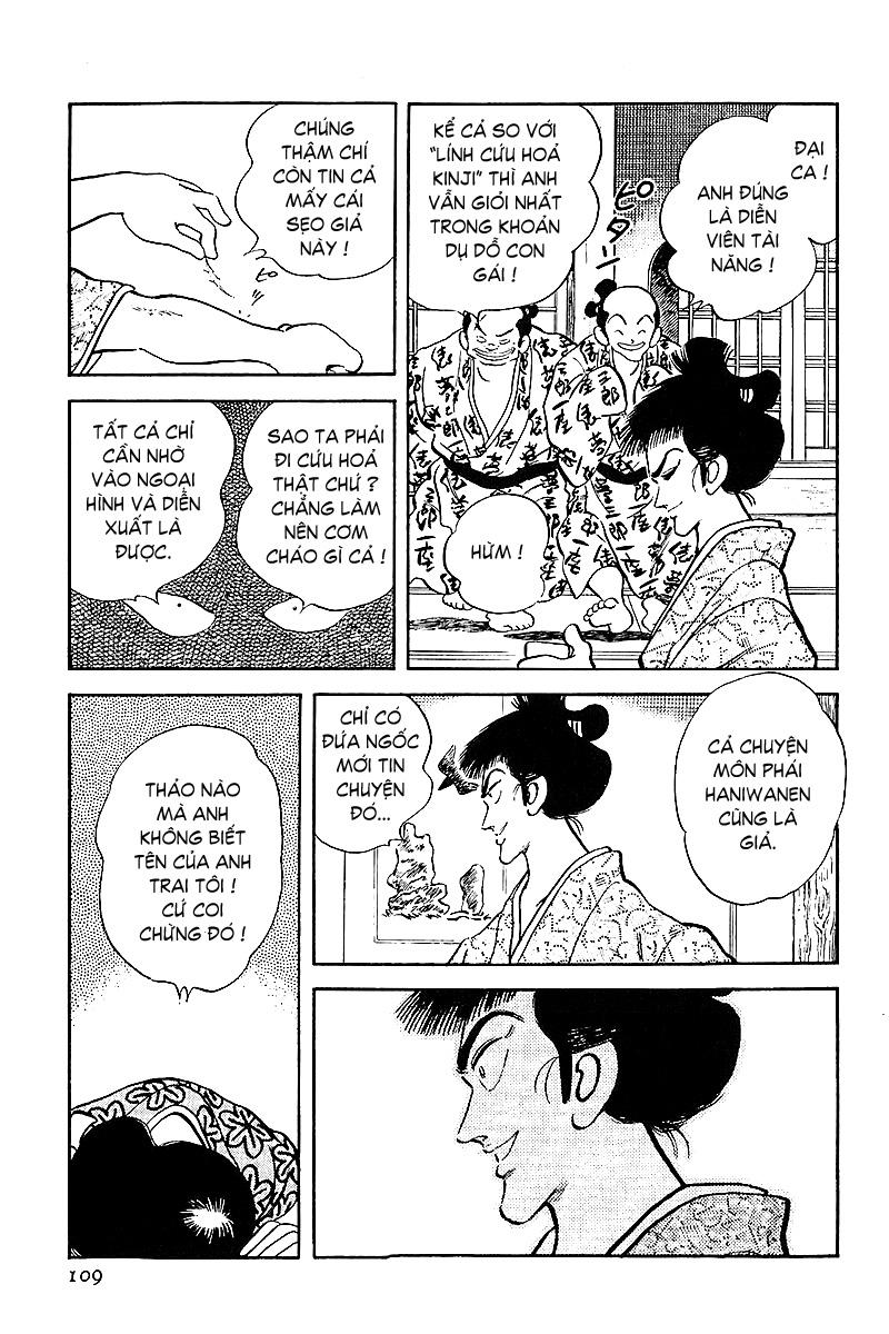 Nijiiro Togarashi - Ớt Bảy Màu chap 23 - Trang 15