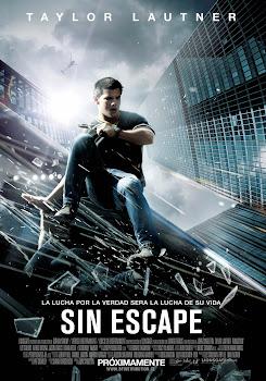Poster de Sin Escape