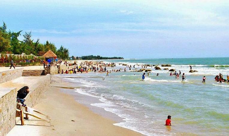Khu du lịch biển Hồ Cốc Vũng Tàu 3
