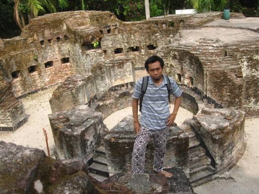 Benteng Martello, Wisata Pulau Bidadari Kepulauan Seribu