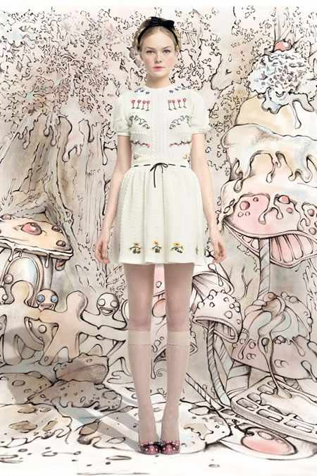 future trends 2014 red valentino 2014red valentino rain