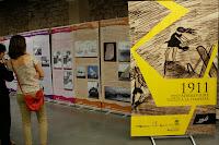 exposicion en el Museo Marítimo de Barcelona