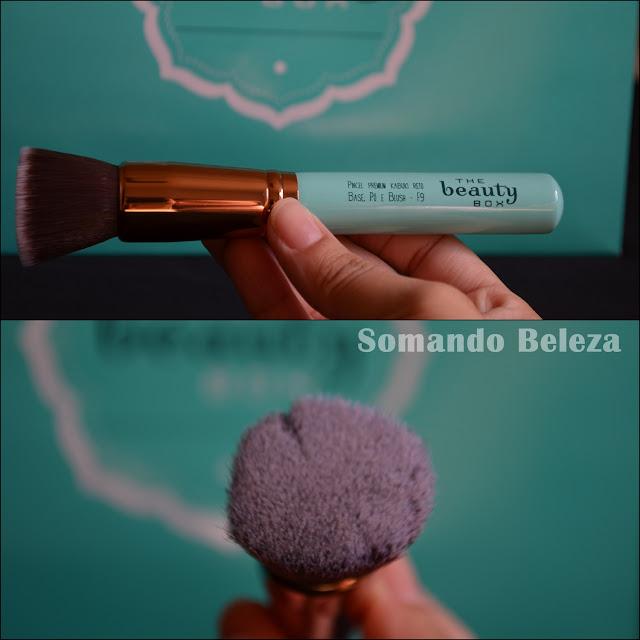 Somando Beleza, Kabukis Profissionais The Beauty Box,