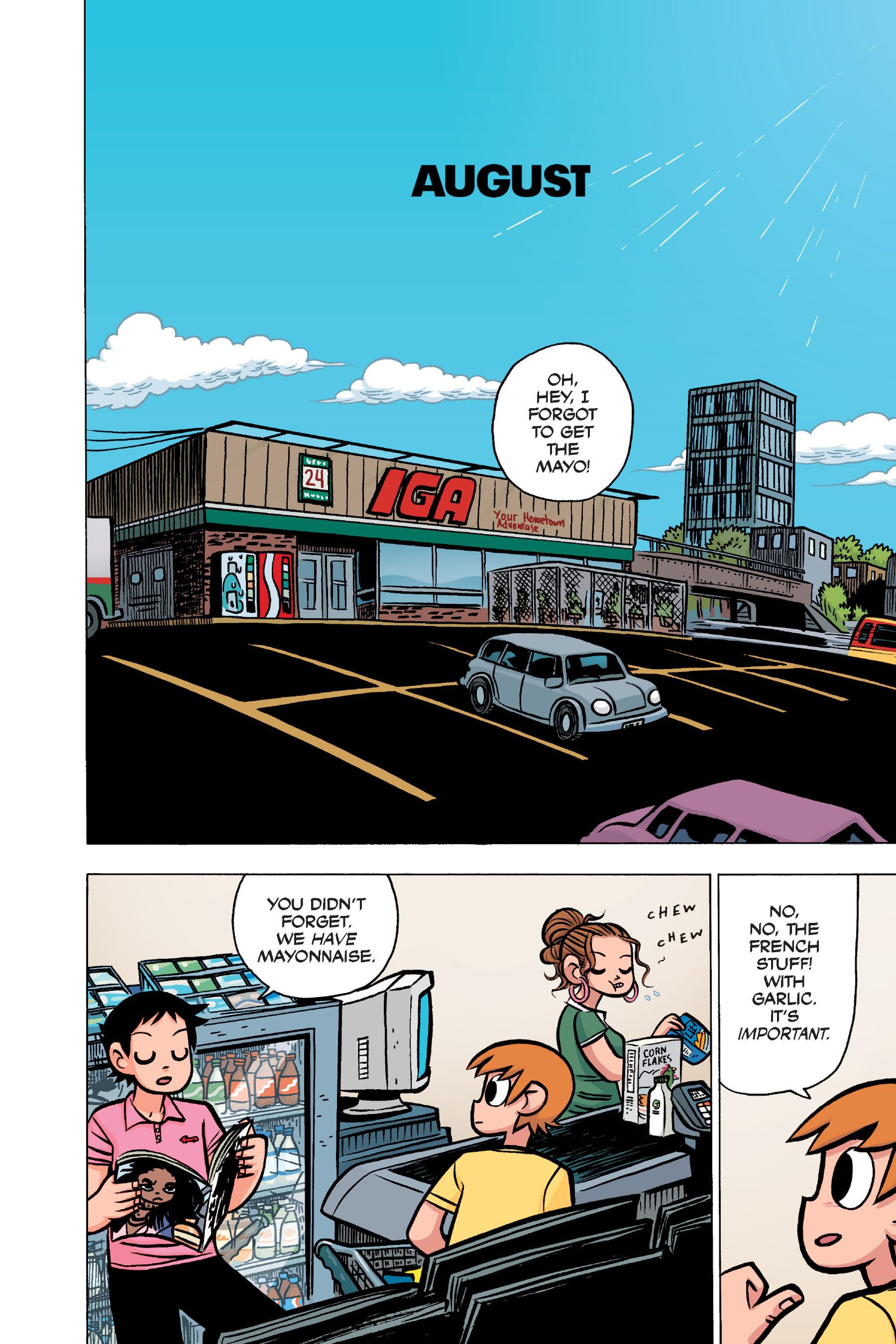 Read online Scott Pilgrim comic -  Issue #4 - 18